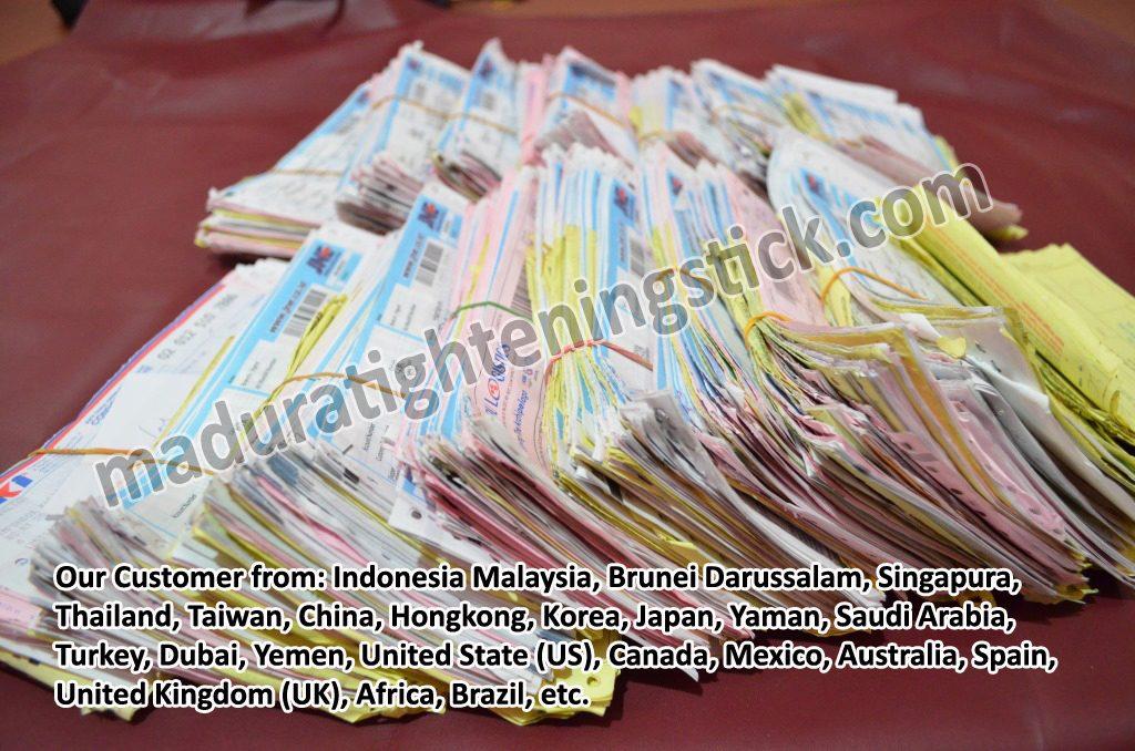 Tongkat Madura Testimonial